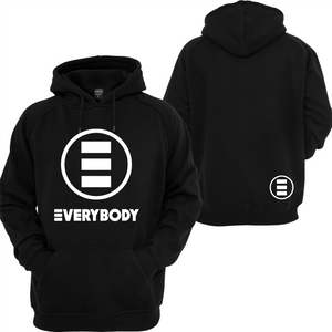 Everybody circle Unisex Hooded Sweatshirt