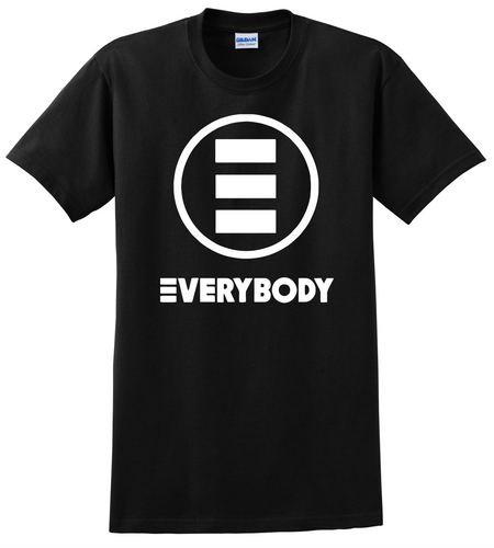 Everybody Logic  Unisex T-Shirt