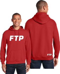 FTP Hoodie Fuck The Population Unisex Hooded Sweatshirt