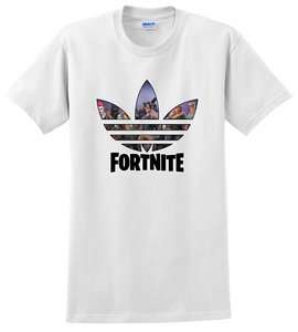 Fortnite Addidas Unisex T-Shirt