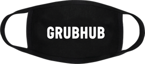 Grubhub Face Mask