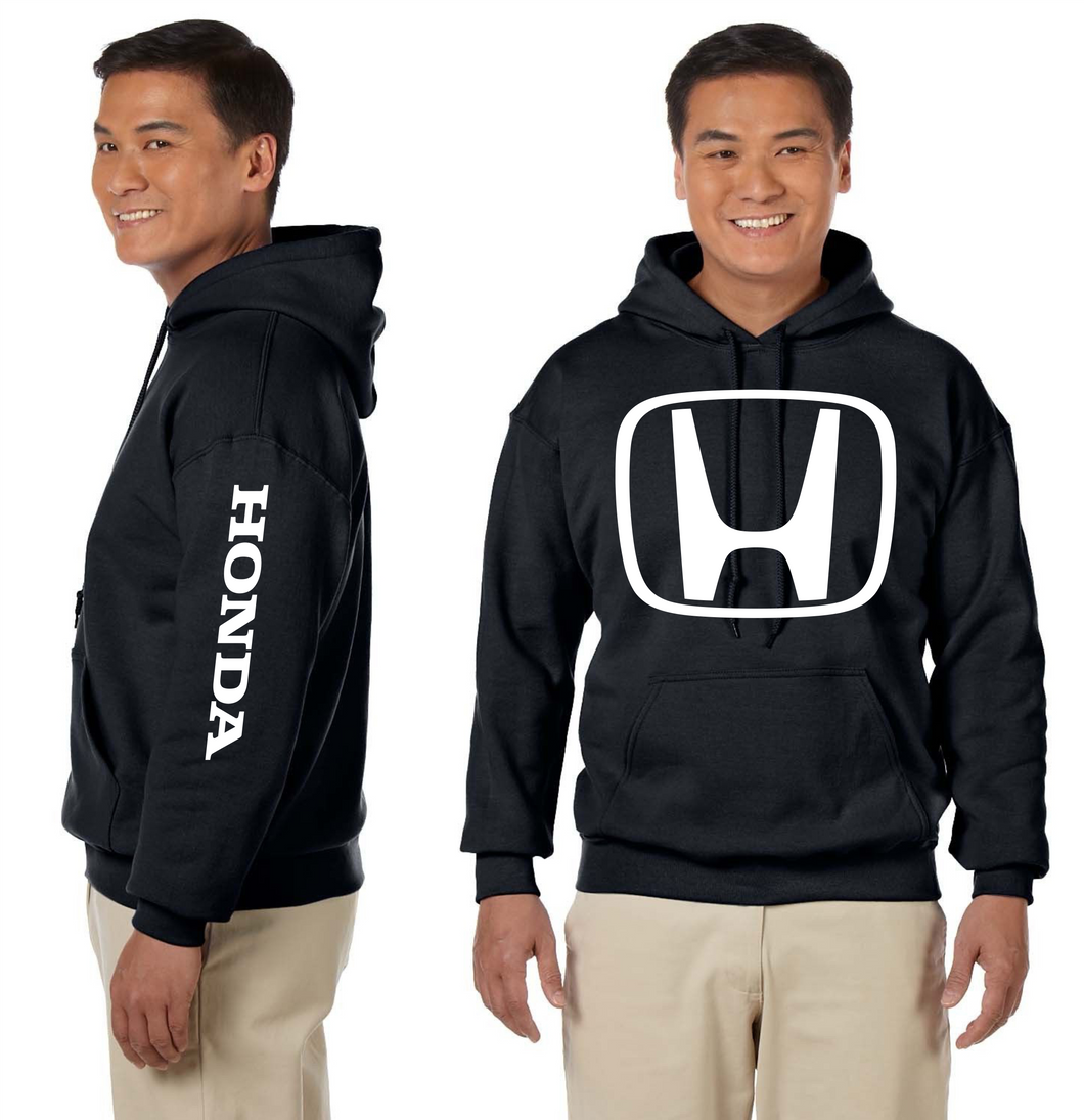 Honda Hooded Sweatshirt Motorcycles Racing Bikes JDM Unisex Hoodie