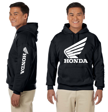 Honda Racing Hooded Sweatshirt Motorcycles Super Bikes JDM Unisex Hoodie