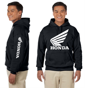 Honda Racing Unisex Hooded Sweatshirt
