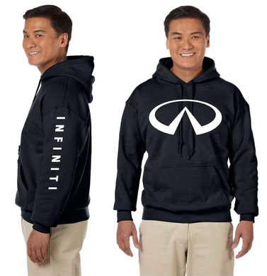 Infiniti Hooded Sweatshirt Racing Cars Automotive Turbo JDM Unisex Hoodie