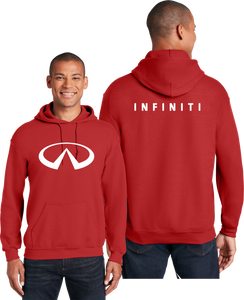 Infiniti Hoodie Automotive Unisex Hooded Sweatshirt