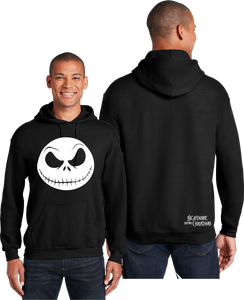Jack Hoodie Nightmare Before Christmas Unisex Hooded Sweatshirt