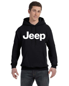 Jeep Hooded Sweatshirt Off Road Motocross Wrangler Trucks Custom Pullover Hoodie