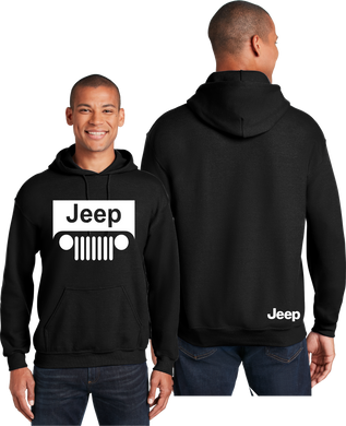 Jeep Hoodie American Legend Unisex Hooded Sweatshirt