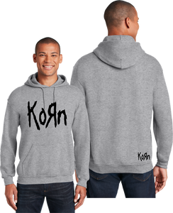 Korn Hoodie Unisex Metal Rock Hooded Sweatshirt