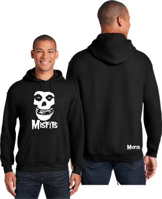 Misfits Hoodie Rock Metal Unisex Hooded Sweatshirt