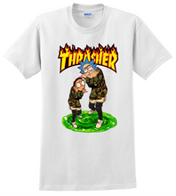 Rick & Morty Thrasher Unisex T-Shirt