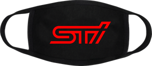 STI Off Road Motocross Wrangler Trucks Unisex Face Mask