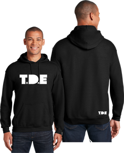 TDE Hoodie Top Dawg Entertainment Unisex Hooded Sweatshirt