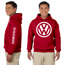 VW Hooded Sweatshirt Volks Wagen German Cars Automotive Unisex Hoodie