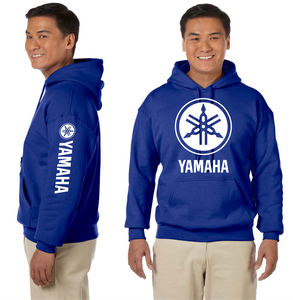 Yamaha Hooded Sweatshirt Motorcycles Racing Bikes JDM Unisex Hoodie
