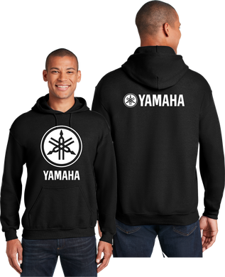 Yamaha Hoodie Racing Motorcycles Hooded Sweatshirt