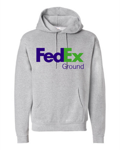 FedEx Ground Design Unisex Hooded Sweatshirt