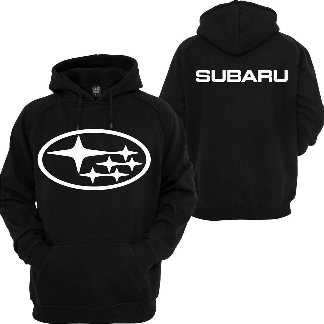 Subaru Unisex Hooded Sweatshirt