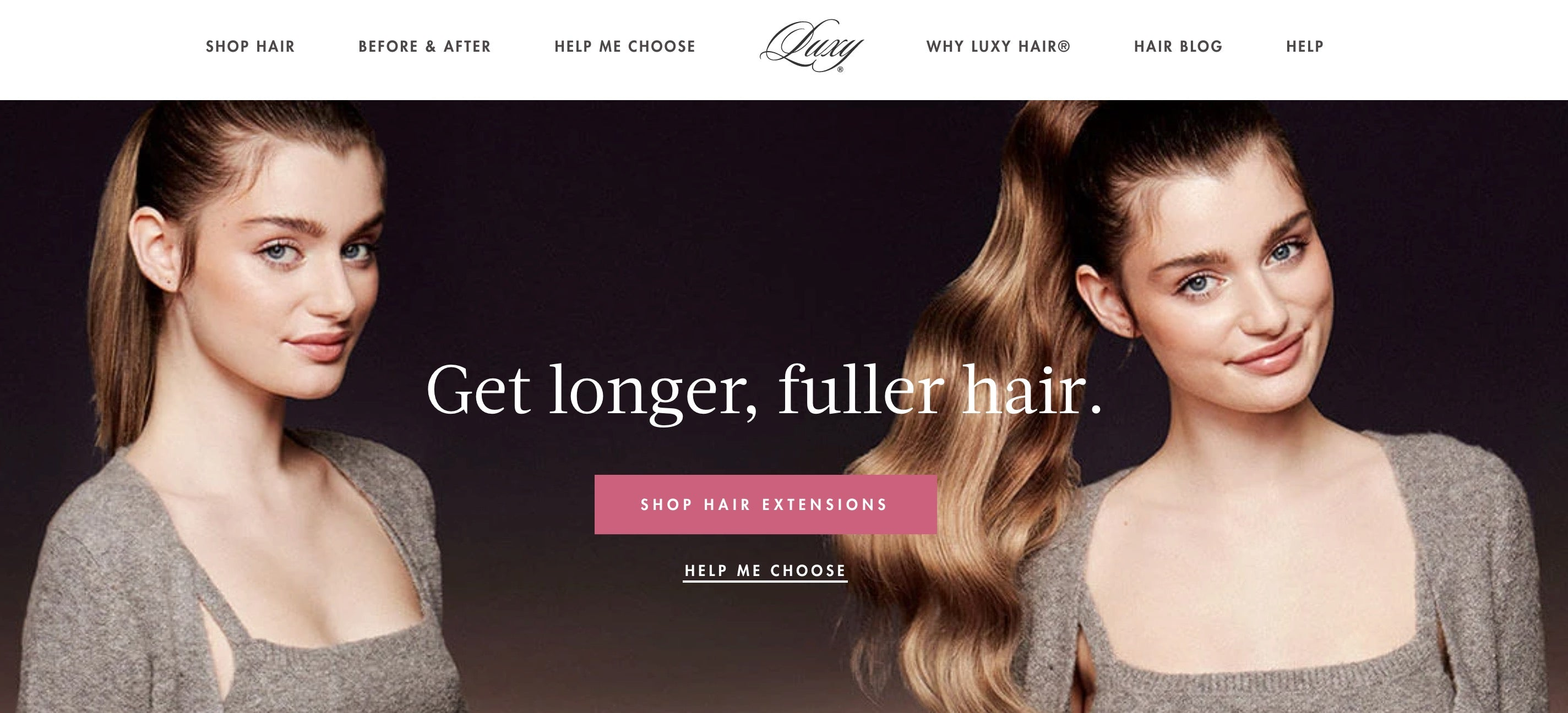 Luxy hair revenue model