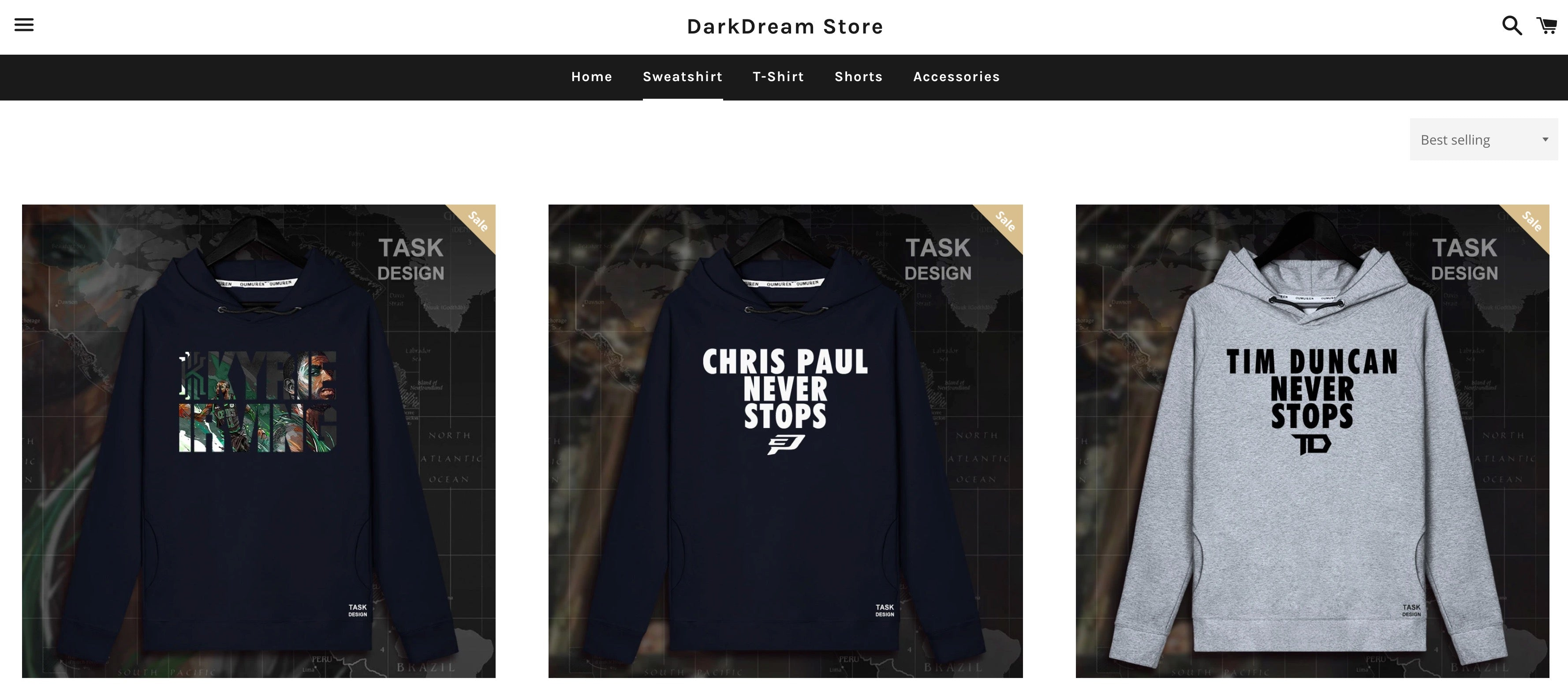 darkdream store