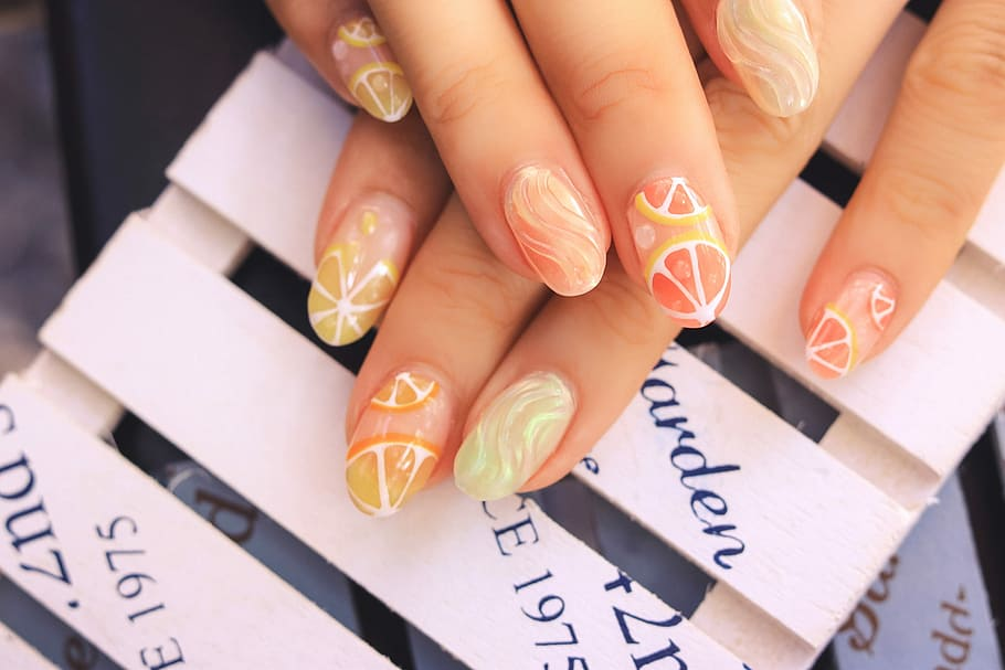 hobby nail art make money
