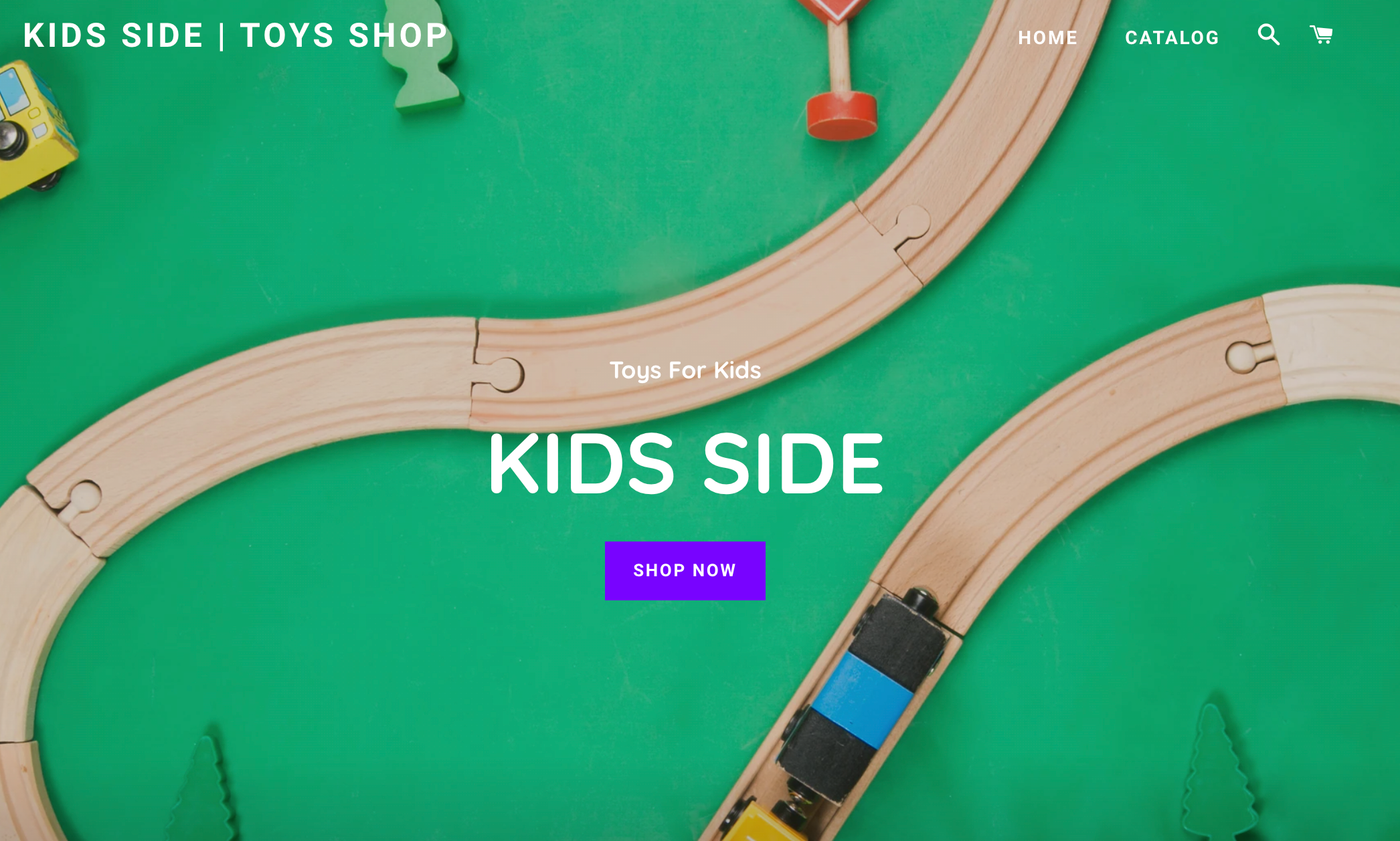 kids side toy shop