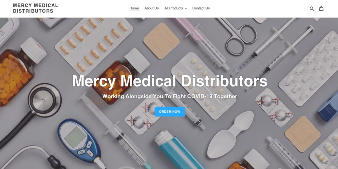 buy medical supplies business