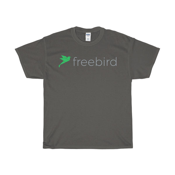 Freebird | Free Speech Community | Heavy Cotton Tee