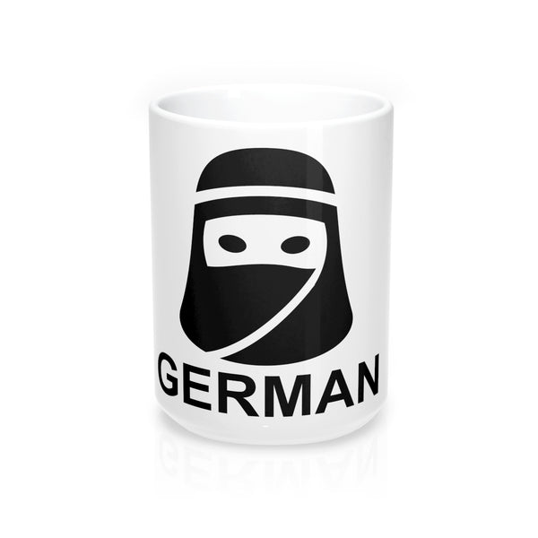 German Mug 15oz