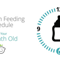 Feeding Schedule for Your 1-Month-Old
