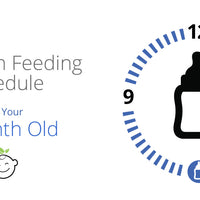4-Month-Old Feeding Schedule