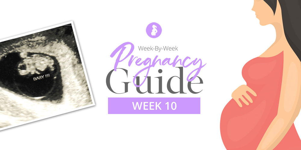 At ten weeks pregnant, you're already a quarter of the way to meeting your  baby. While some portions of the past weeks have likely dragged on  (especially if ...