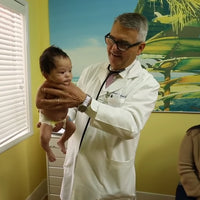Dr. Bob Shows a Simple Hold to Help Stop Crying Infants