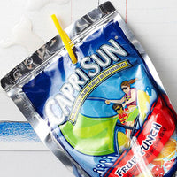Mold Found in Capri-Sun Pouch