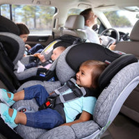 Car Seat Stages: Progression through Childhood