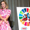 "Olivia Wilde Reminds Kids They've Won the ""Life Lottery"""