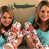 Twin Sisters Give Birth the Same Day at the Same Hospital