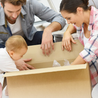 Figuring Out the Best Way to Move With Young Children