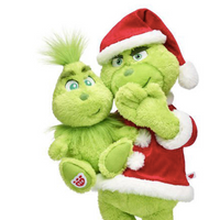 Grinch is Now at Build-a-Bear