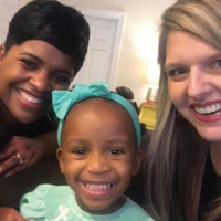 Adoptive Mom Finds Help for Daughter's Hair from a Stranger