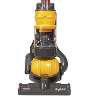Dyson Makes Toy Vacuum That Works