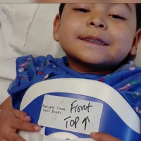 Texas Toddler Is Looking For a Kidney
