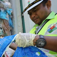 "Malaysia Sending Back Non-Recyclable Plastic Waste to ""Rich Nations'"