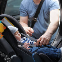 Keep Your Kids Rear Facing As Long As Possible