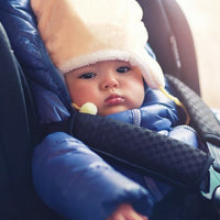 The Danger of Bulky Coats and Car Seats