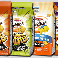 Goldfish Cracker Recall: 4 Varieties to Toss
