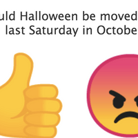 Should Halloween Be Moved to Last Saturday in October?
