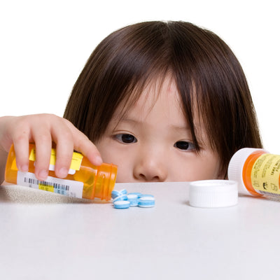 These Household Items Can Harm Your Child