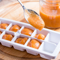 How to Make and Store Homemade Baby Food